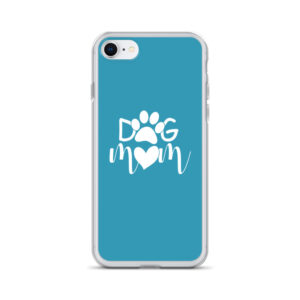 Dog Mom iPhone Case