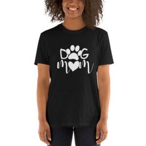 Dog Mom Short-Sleeve Unisex T-Shirt